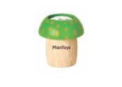 Kalejdoskop, grön svamp