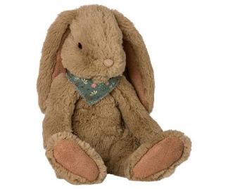 Fluffy bunny X-large - Brun