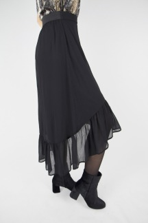 Simone skirt black - S