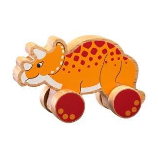 Triceratops på hjul -