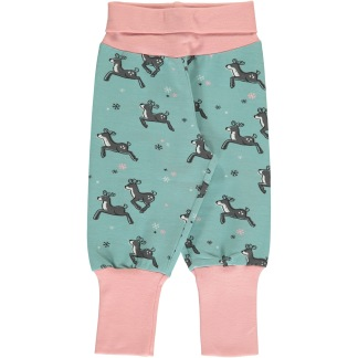 Byxa, pants rib, dashing reindeer - 50/56