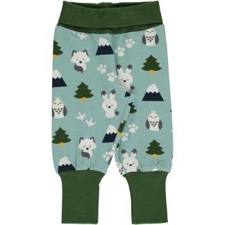 Byxa, pants rib, winter world - 50/56