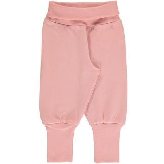Byxa pants rib, dusty rose - 50/56