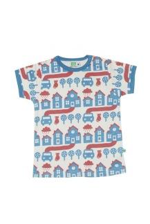 T-shirt City, eko & fairtrade - 86