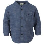En Fant Shirt, blå
