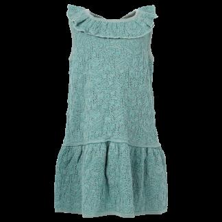 En Fant stickad klänning - 122