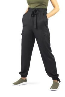 Alisha pants, svart - S