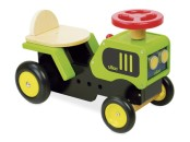 Gåbil traktor