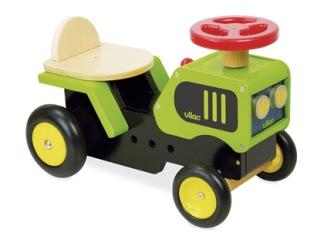 Gåbil traktor -