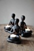 Yoga candleholder