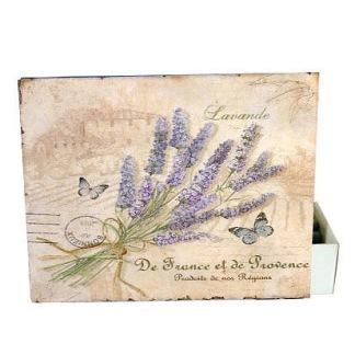 Braständstickor lavendel -