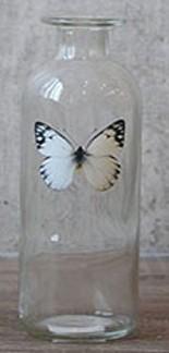 Flaskvas fjäril, 16 cm -