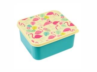 Lunchbox Flamingo -