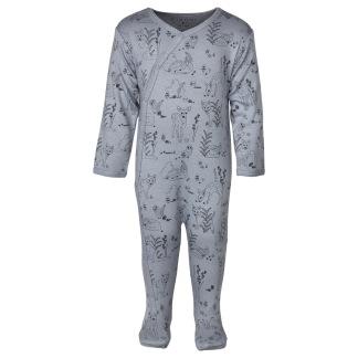 Pyjamas, skogs/djurprint - 50