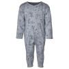 Pyjamas, skogs/djurprint - 80