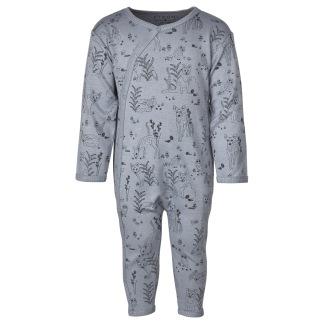 Pyjamas, skogs/djurprint - 68