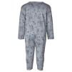 Pyjamas, skogs/djurprint
