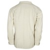 Bomullsskjorta, cream