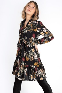 Marcella shirt dress - S