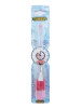 Blinkande tandborste - rosa