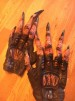 Varulvsmask & handskar