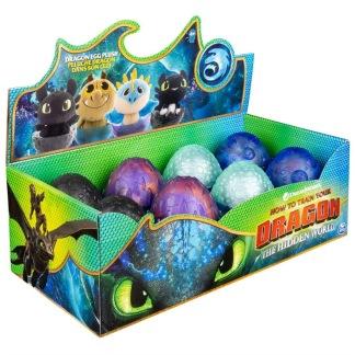 Dragons Dragon Egg Mjukdjur -