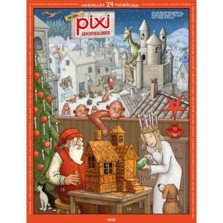 Pixi Adventskalender Jan Lööf -