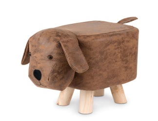 Hund barnpall -