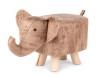Elefant barnpall