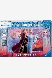 Frozen 2: Strong Sisters 100p Glitter -
