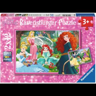 Disney Princess 2x12 bitar -