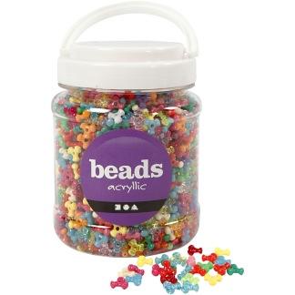 Snurrmix pärlor, 700 ml -