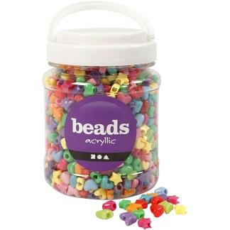 Figurmix pärlor, 700 ml -