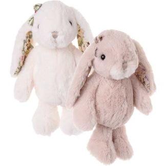 Kanin Pretty (25 cm) - Vit