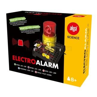 Alga Science Elektriskt alarm -