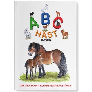 Aktivitetsbok Hästraser ABC -