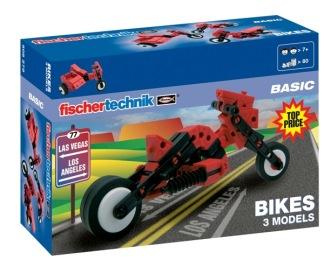 Byggset Bikes -