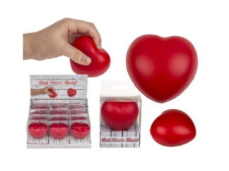 Anti Stress Hjärta -