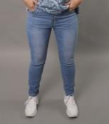 WILMA Ljusa denim jeans