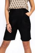 Elle shorts, svarta