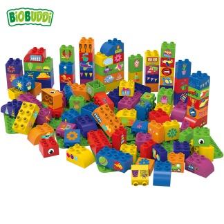 BioBuddi 100 med 3 plattor -
