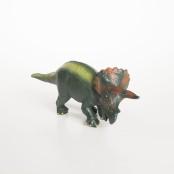 Triceratops (vuxen), naturgummi