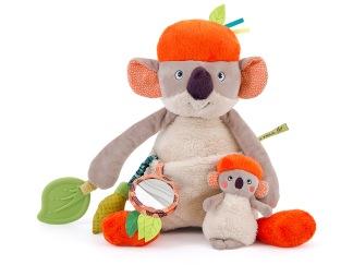 Aktivitetsleksak koala Dans la Jungle -
