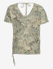 CRLulla T-shirt, Desert Sage Paisley