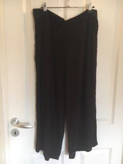 Gianna pants, svarta, stl L - L