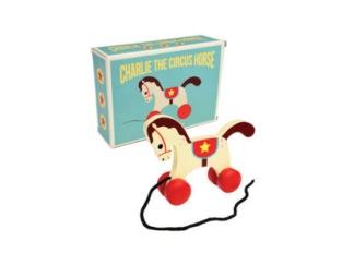 Dragleksak Cirkushäst -