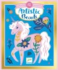 Artistic Beads - Flowers and fur