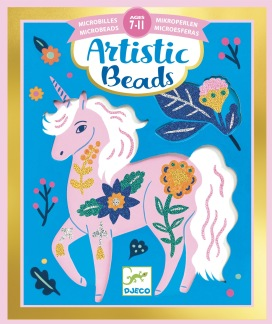 Artistic Beads - Flowers and fur -
