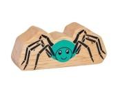 Spindel i trä