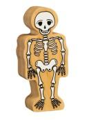 Skelett i trä